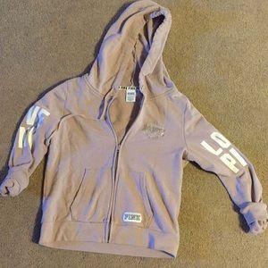 Jackets & Blazers - PINK Zip-up